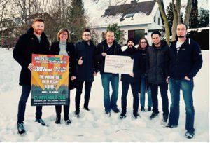 Hunsröck united rockt für den guten Zweck