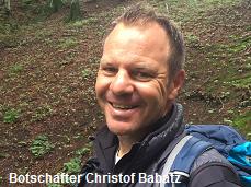 Botschafter Christof Babatz